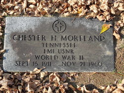 Chester Hamner Moreland