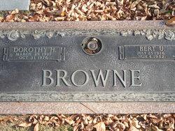 Dorothy Aurelia <I>Hottum</I> Browne