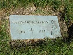 Josephine Mary <I>Brink</I> McLarney