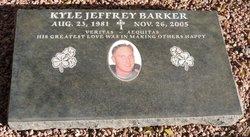 Kyle Jeffrey Barker