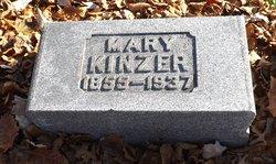Mary <I>Myers</I> Kinzer