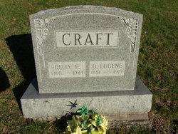 "Dennison Eugene ""Eugene"" Craft"