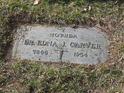 Dr Edna <I>Jackson</I> Carver