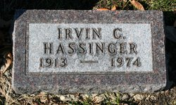 Irvin C. Hassinger