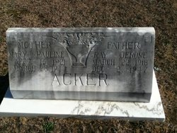 Mary Pauline Acker