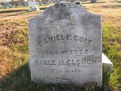 Belle M <I>Clough</I> Cole