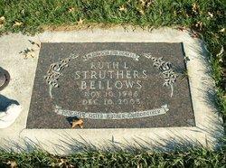 Ruth L. <I>Struthers</I> Bellows
