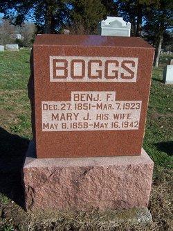 Mary Jane <I>Wright</I> Boggs