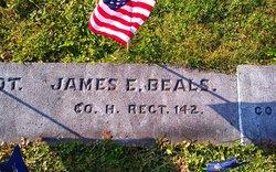 Pvt James E. Beals