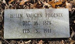 Helen <I>Vaughn</I> Phoenix