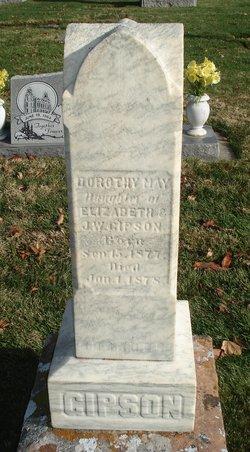 Dorothy May Gipson