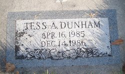 Tess A. Dunham