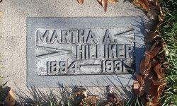 Martha <I>Aldous</I> Hilliker