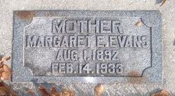 Margaret Ellen <I>Forbes</I> Evans