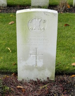 Private Ivor Armstrong