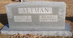 Bessie K. Altman