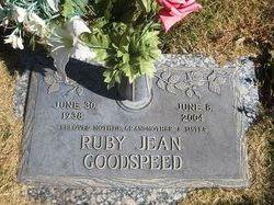 Ruby Jean <I>Eppinette</I> Adams
