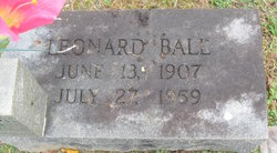 Leonard Ball