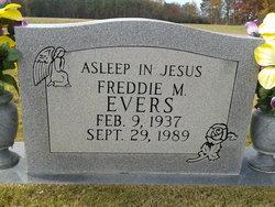 Freddie Mack Evers