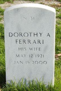 Dorothy Anna Ferrari