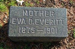 Eva D <I>Murphy</I> Everitt