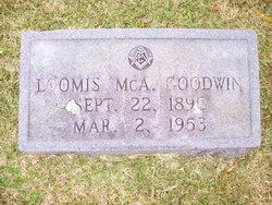 Loomis McArthur Goodwin