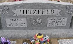 Imogene <I>Newman</I> Hitzfeld