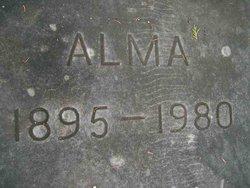Alma <I>Mark</I> Seeger