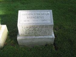 Amanda M <I>Longmoor</I> Barngrove