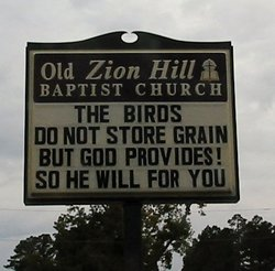 Old Zion Hill Cemetery