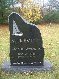 Martin Owen McKevitt, Jr