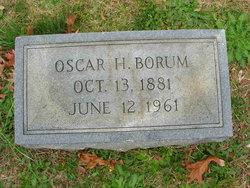 Oscar Henry Borum