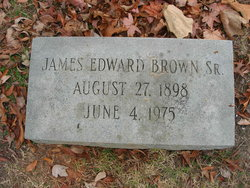 James Edward Brown, Sr