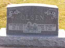 Joseph Henry Olsen, Jr