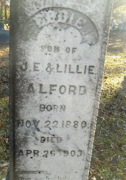 "James Edward ""Eddie"" Alford, Jr"