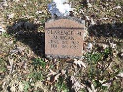 Clarence M Morgan