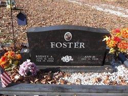 Rodney A Foster