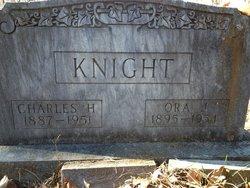 Ora <I>Johnson</I> Knight