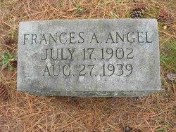 Frances <I>Adair</I> Angel