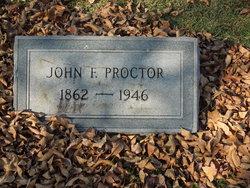 John F Proctor