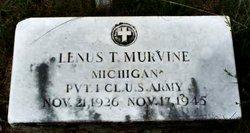 Lenus T Murvine