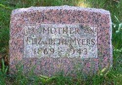 Elizabeth <I>Smith</I> Myers
