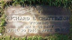 "Richard Leroy ""Dick"" Chatterton, Jr"
