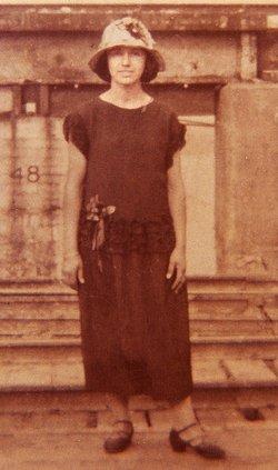 Lillian Reba <I>Thigpen</I> Cox