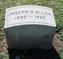 Joseph V Allen