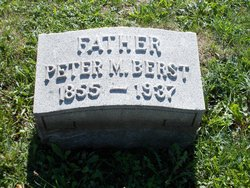 Peter M Berst