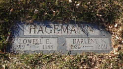 "Lowell Elmer ""Shorty"" Hagemann"