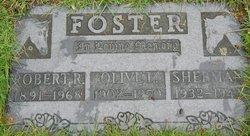 Mrs Olive Lena <I>McCastle</I> Foster