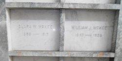 Clara <I>Walrath</I> McKee