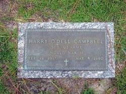 Harry O'Dell Campbell